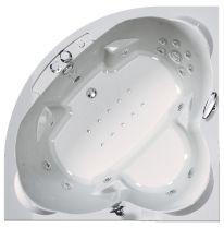 Ванна гидромассажная Радомир Сорренто 3 Luxe, 130*130 см