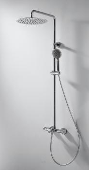 Душевая колонна Bravat Waterfall F639114C-A3-RUS для ванны