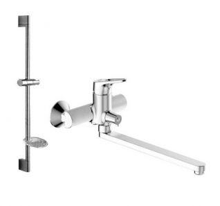 Комплект для ванной комнаты Bravat Drop-D F00413