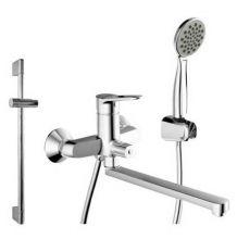 Комплект для ванны и душа комнаты Bravat Eco-D F00415C