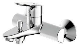 Смеситель Bravat Drop F64898C-B для ванны и душа