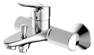 Смеситель Bravat Drop F64898C-B для ванны