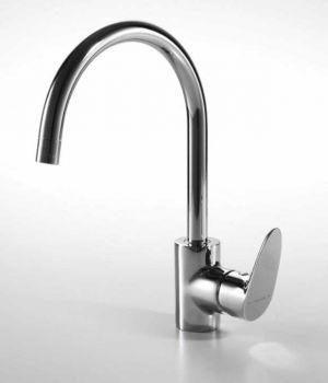 Смеситель Bravat Drop F74898C-1 для кухонной мойки