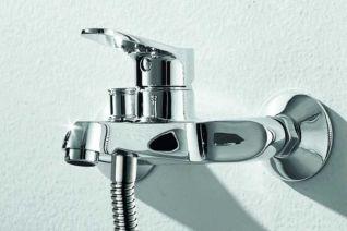 Смеситель Bravat Eco F6111147C-B для ванны