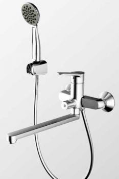 Смеситель Bravat Eco F6111147C-LB для ванны