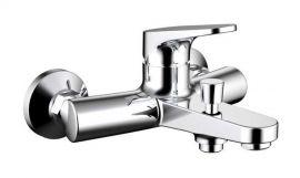 Смеситель Bravat Eler F6191238CP-01-RUS для ванны и душа