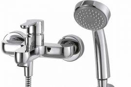 Смеситель Bravat Stream F63783C-B для ванны и душа