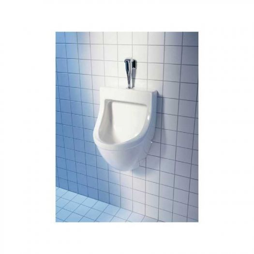 Писсуар Duravit Starck 3 0822350000 с наружным подводом воды, 35*35*h57,5