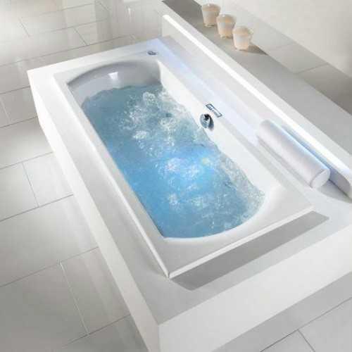 Ванна акриловая Riho Lima 180x80