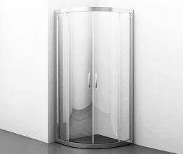 Душевой уголок WasserKRAFT Isen 26S00 80x80x185 см
