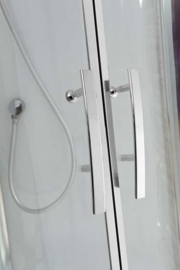 Душевая кабина Black&White G5503-90х90