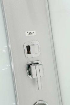 Душевая кабина Black&White G5701