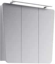 Зеркальный шкаф Aqwella Simphony В8зп/W Sim.04.08/W
