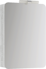 Зеркальный шкаф Aqwella Аликанте В5зп/Gray Alic.04.05/Gray
