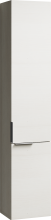 Пенал подвесной Aqwella Бриг П3/Gray Br.05.03/Gray дуб седой