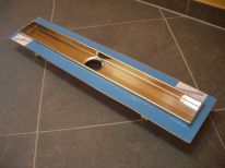 Дренажный канал прямой Tece арт. 601000 с гидроизоляцией Seal System, 1000 мм