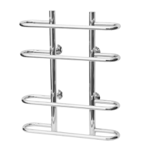 Полотенцесушитель водяной Terminus Сахара, 32/20 П4, 50 x 63 см П4