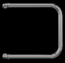 Полотенцесушитель водяной Terminus П-образный, 50 x 50 см 32ПС