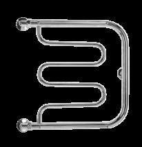 Полотенцесушитель водяной Terminus Фокстрот 50 x 50 см, 32/20, бесшовная труба