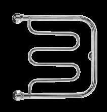 Полотенцесушитель водяной Terminus Фокстрот 50 x 50 см, 32/18, бесшовная труба