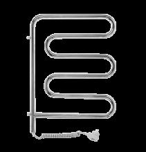 Полотенцесушитель электрический Terminus, Ш-образный 45 x 57 см поворотный