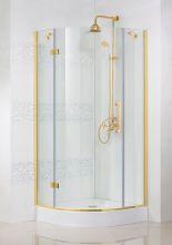 Душевой уголок Cezares MAGIC-R-1-90-C левый