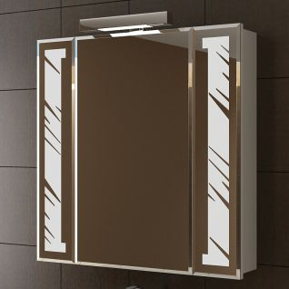 Зеркало-шкаф Vigo Kolombo 70 с подсветкой