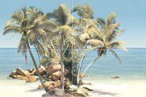 Mauritius Панно P4-1D138 60х40 (из 4-х пл.)