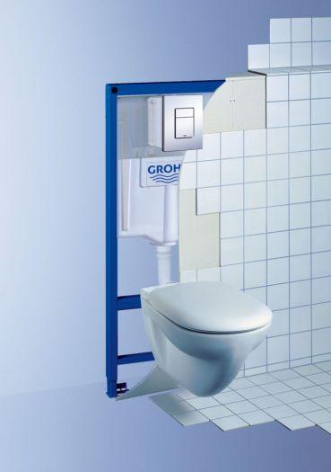 Инсталляция Grohe Rapid SL 38775001 для подвесного унитаза