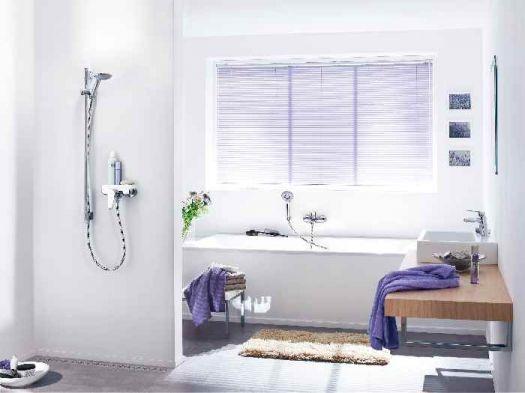 Смеситель Grohe Eurodisc Cosmopolitan 33390002 для ванны и душа