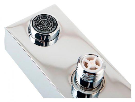 Смеситель Grohe Eurocube 23141000 для ванны и душа