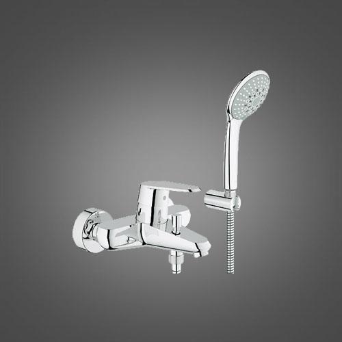Смеситель Grohe Eurodisc Cosmopolitan 33395002 для ванны и душа, с гарнитуром в комплекте