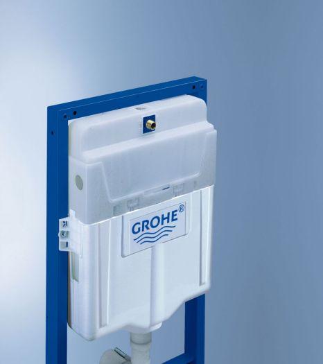 Инсталляция Grohe Rapid SL 38813001 4 в 1 с кнопкой смыва
