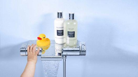 Термостат Grohe Grohtherm 2000 New 34176001 для ванны и душа