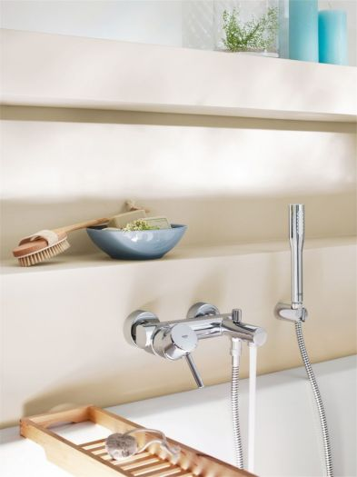 Смеситель Grohe Concetto New 32211 001 для ванны и душа