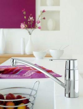 Смеситель Grohe Eurostyle Cosmopolitan 33977002 для кухни