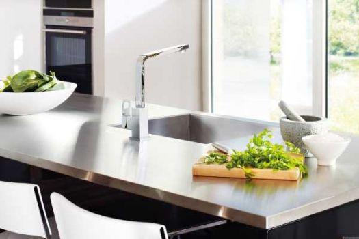 Смеситель Grohe Eurocube 31255000 для кухни