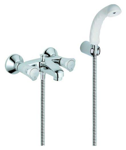 Смеситель Grohe Costa L 2546010A (25460001) для ванны и душа с гарнитуром