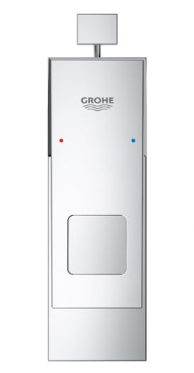 Смеситель Grohe Eurocube 23127000 для раковины, S-Size