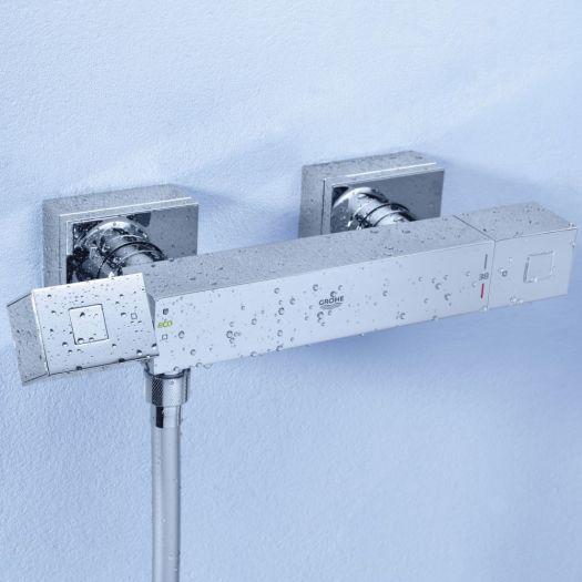Термостат Grohe Grohtherm Cube 34488000 для ванны и душа