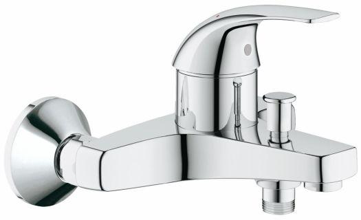 Смеситель Grohe BauCurve 32806000 для ванны и душа