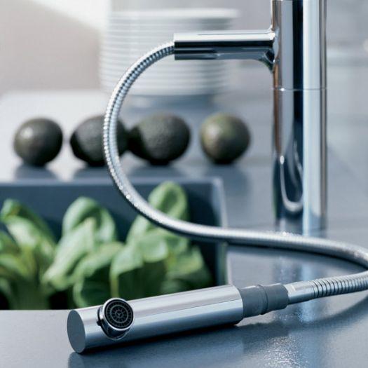 Смеситель Grohe Essence 32171 000 для кухни, хром