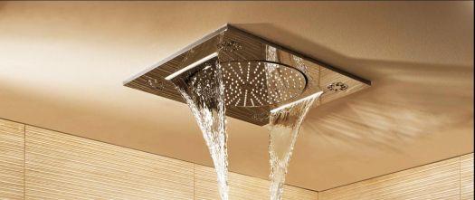 Верхний душ Grohe Rainshower F-series 27939001