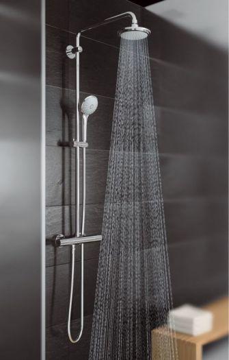 Верхний душ Grohe Euphoria Cosmopolitan 27492000, 216;180 мм