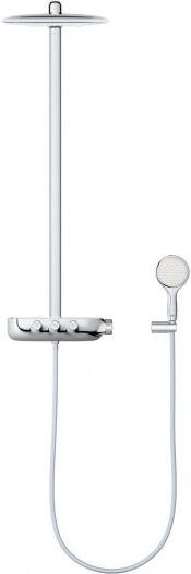 Душевая система Grohe Rainshower Smart Control 26250000 с термостатом