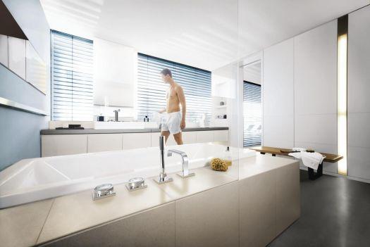 Излив Grohe Allure F-digital 13335000 для ванны и душа