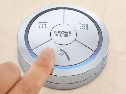 Смеситель Grohe Allure F-digital 36343000 для раковины