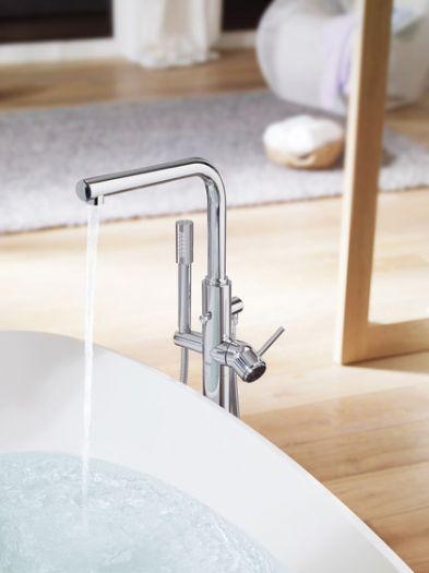 Смеситель напольный Grohe Atrio 7° 32135002 для ванны и душа