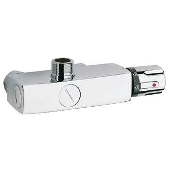 Термостат Grohe Automatic 2000 Compact 34365000