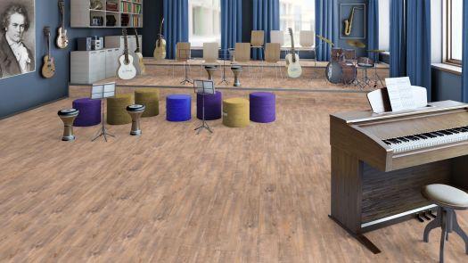 Виниловый пол Tarkett Art Vinyl Lounge WOODY 230345030
